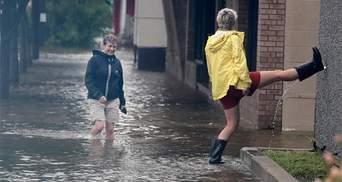 """Ураган """"Харви"""" вызвал катастрофическое наводнение в США: жуткие фото стихии"""