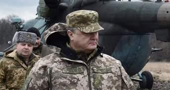 Порошенко едет на Донбасс