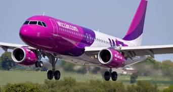 Самолет Wizz Air не смог вылететь из Германии в Украину: назвали причину