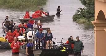 """Убытки от урагана """"Харви"""" могут достичь 125 миллиардов долларов"""