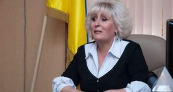 Неля Штепа заявила, що її побили в СІЗО