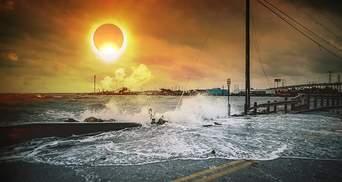Природа лютує, а небо дивує: неймовірні природні та астрономічні явища серпня
