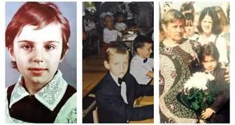 Маленькі Джамала, Монатік та Барських – зірки поділились шкільними фото