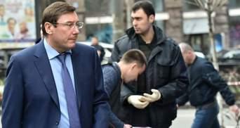 Луценко обнародовал информацию о заказчике убийства Вороненкова