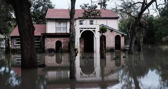 """Возросло количество жертв урагана """"Харви"""" в США"""