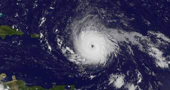 """Ураган """"Ірма"""", що прямує до Флориди: NASA показало відео з космосу"""