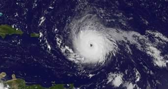 """Ураган """"Ирма"""", направляющийся во Флориду: NASA показало видео из космоса"""