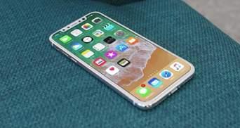 Как работает iPhone 8 показали на видео