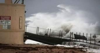 """Ураган  """"Ірма"""" зсередини: дослідники зняли на відео епіцентр стихії"""