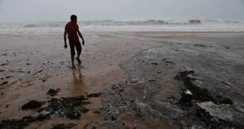 """Стихийные бедствия в Америке: ураган """"Хосе"""" догоняет """"Ирму"""" по уровню опасности"""