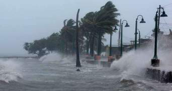 """Під час урагану """"Ірма"""" серфер спробував підкорити хвилю, але загинув"""