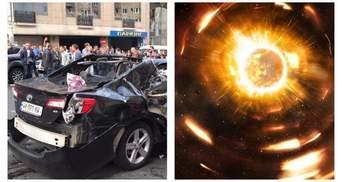 Главные новости 8 сентября: взрыв и обстрел авто в Киеве, неспокойное Солнце