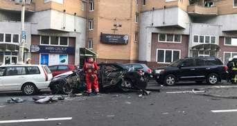 В МВД рассказали подробности про погибшего в результате взрыва автомобиля в центре Киева