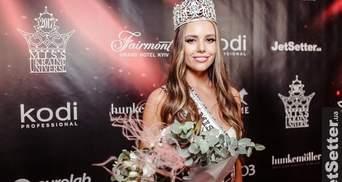 """""""Мисс Украина Вселенная-2017"""" убегала от урагана """"Ирма"""": фото"""