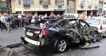 Взрыв на Бессарабке: врач прокомментировал состояние потерпевшей, которой оторвало ногу