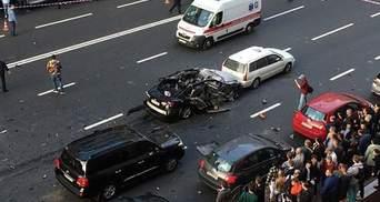 Журналіст назвав причетних до смертельного вибуху авто з Махаурі у Києві