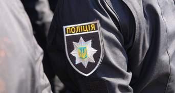 Полиция подтвердила осмотр автоколонны, которая ехала встречать Саакашвили