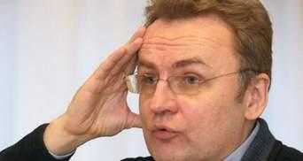 Садовий прокоментував в'їзд Саакашвілі до України