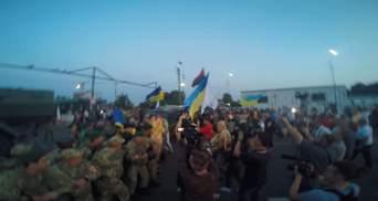 Прикордонники та поліція зреагували на ситуацію на кордоні