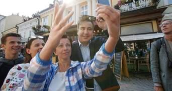 Повернення Саакашвілі в Україну: як все відбулось