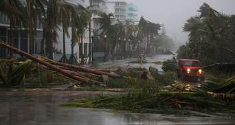 """Через ураган """"Ірма"""" у Флориді оголосили режим великого стихійного лиха"""