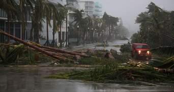"""Из-за урагана """"Ирма"""" во Флориде объявили режим большого стихийного бедствия"""