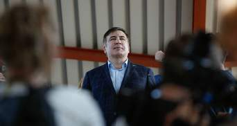 """Возвращение Михо: реакция западных СМИ на """"прорыв"""" Саакашвили"""