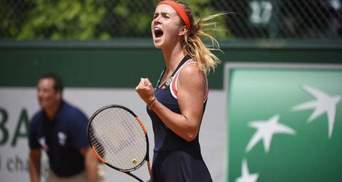 Рекорд для украинского тенниса: Свитолина стала третьей ракеткой мира