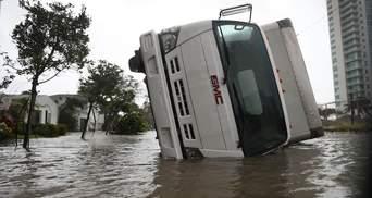 """Убытки от урагана """"Ирма"""" в США оценили в 300  миллиардов долларов"""