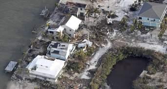 """США шокували сумарним збитком від ураганів """"Харві"""" та """"Ірма"""""""