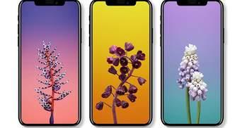 iPhone 8, iPhone 8 Plus та iPhone X: з'явилися офіційні фото
