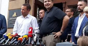 Саакашвили знает, у кого находится его украинский паспорт