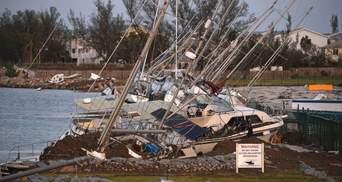 """Підрахували, скільки людей погубив ураган """"Ірма"""""""