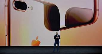 iPhone X, iPhone 8 и iPhone 8 Plus: цены на новые смартфоны от Apple