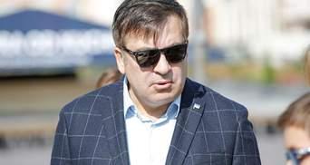 Украина не сможет выдать Саакашвили Грузии, когда он подаст иск в Высший админсуд