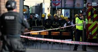 Взрыв в лондонском метро полиция назвала терактом
