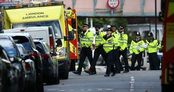 Теракт в метро Лондона: полиция назвала происхождение бомбы
