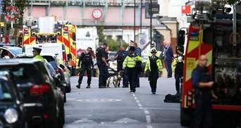 Теракт у лондонському метро: встановлено особу підривника