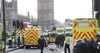 В результате теракта в Лондоне пострадали 22 человека