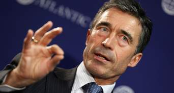 Ми повинні надати Україні зброю оборонного характеру, – екс-генсек НАТО