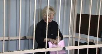Харьковский суд сегодня может продлить арест экс-мэра Славянска Нели Штепы.