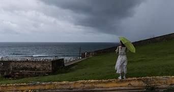"""Смертельный ураган """"Мария"""" добрался до Пуэрто-Рико"""