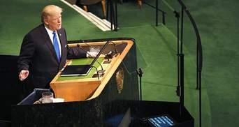 Трамп знайшов крайнього у тому, що КНДР розробила ядерну зброю