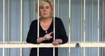 Скандальную Нелю Штепу суд отпустил домой