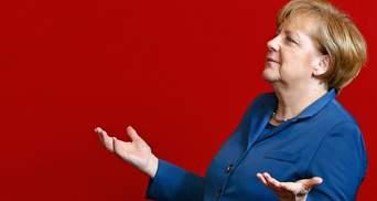 Выборы в Германии 2017: первые результаты