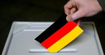 Парламентские выборы в Германии: треть уже отдала голос