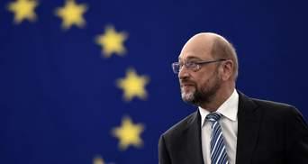 Выборы в Германии: Шульц сделал важное заявление
