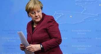"""Выборы в Германии: Меркель увидела """"серьезную проблему"""""""