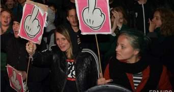 Вибори в Німеччині: в Берліні відбувся протест