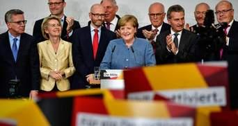 Меркель сделала заявление относительно будущей коалиции